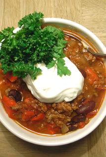Winterkost - Chili Con Carne - Toekomt.nl
