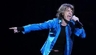 Mick Jagger niet met pensioen - toekomt