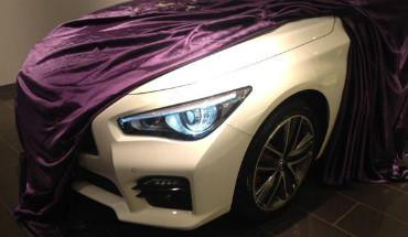 concept cars- Infiniti Q50 AutoRAI 2015 - toekomt.nl
