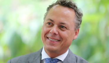 Ralph Hamers ING - moedig - Eduard - column - Toekomt.nl