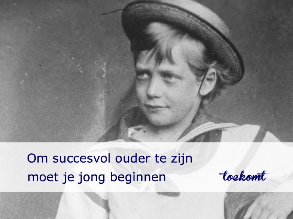 quote succesvol ouder