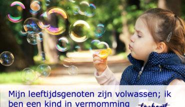 kind in vermomming - toekomt.nl