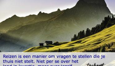 reizen vragen over jezelf - toekomt.nl